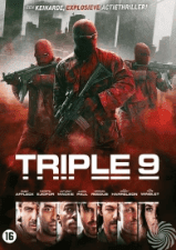 TWENTIETH CENTURY FOX Triple 9 | DVD