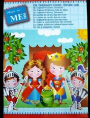 Me kids Chipboard, Kasteel Troonzaal