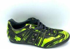 Groene Pantofola d'Oro Pantofola Doro Ascoli Brush Maat 44