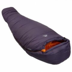 Mountain Equipment - Women's Starlight III - Synthetische slaapzak maat Regular - 180x75 cm, purper/zwart