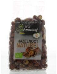 Its Amazing It's Amazing Hazelnoten naturel bruin bio 300 Gram