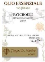 DR.GIORGINI SER-VIS Srl Dr. Giorgini Patchouly Olio Essenziale 10ml