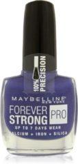 Maybelline Forever Strong Nagellak - 645 Viva Blue Violet