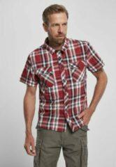 Urban Classics Overhemd -2XL- Roadstar Rood