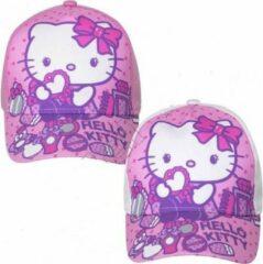 Paarse Hello Kitty pet