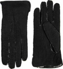 Laimböck Heren Handschoenen Lammy Trondheim Zwart Maat 10