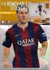 Muursticker Vinyl Lionel Messi