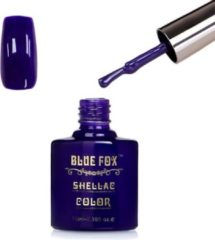 Paarse Blue Fox Palatinate Purple Gelnagellak