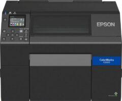 Epson ColorWorks CW-C6500AE labelprinter Inkjet Kleur 1200 x 1200 DPI Bedraad