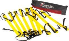 Precision Trainingsladder 51 X 400 Cm Nylon Geel/zwart