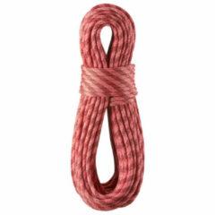 Edelrid - Python 10 mm - Enkeltouw maat 80 m, rood/roze