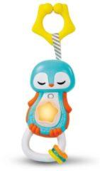 Clementoni Baby Pinguïn Rammelaar + Licht en Geluid