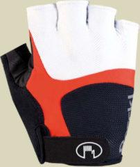 Roeckl Badi Fahrradhandschuhe unisex Größe 8,5 black/fiesta red
