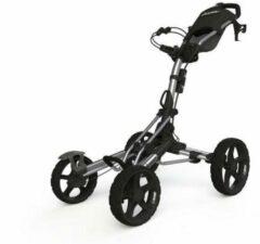 Clicgear 8.0+ Golftrolley 2020 - Zilver Zwart