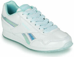 Reebok classics royal classic jogger 3.0 sneakers wit lichtblauw