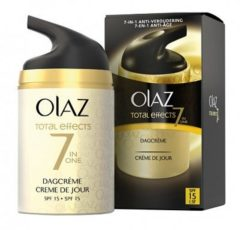 Olaz Total Effects SPF15 - 50ml - 7in1 Anti-Veroudering Dagcrème