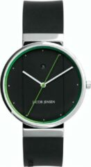 Zilveren Jacob Jensen watches herenhorloge New 757
