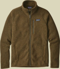 Patagonia Better Sweater Jacket Men Herren Fleecejacke Größe XL sediment