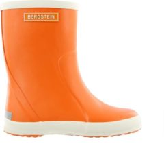 Oranje Bergstein Rainboot Regenlaarzen - Junior Unisex - New Orange - Maat 21