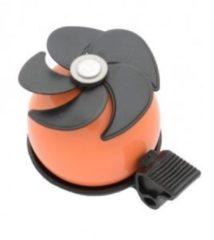 Simson Fietsbel Air 4,5 Cm Junior Oranje/zwart