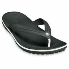 Crocs - Crocband Flip - Sandalen maat M8 / W10, zwart