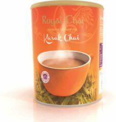 Royal Chai Royalchai Karak, ongezoet. Doos met 6 tubs (6 x 400g)