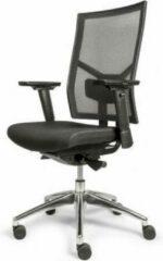 Zwarte RoomForTheNew Bureaustoel 123 - Bureaustoel - Office chair - Office chair ergonomic - Ergonomische Bureaustoel - Bureaustoel Ergonomisch - Bureaustoelen ergonomische - Bureaustoelen voor volwassenen - Bureaustoel ARBO - Gaming stoel - Thuiswerken