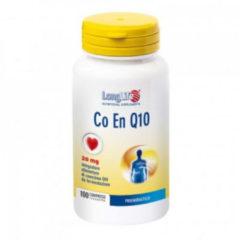 Longlife Co En Q10 20mg vitaminico ed energetico 100 compresse