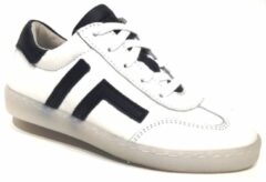 Witte Track Style 318411 wijdte 3.5