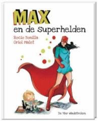 Ons Magazijn Max en de superhelden