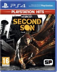 Sony Infamous Second Son (Playstation Hits)