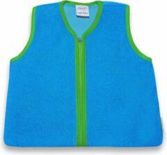 Funnies Slaapzak turquoise/groen, 90cm