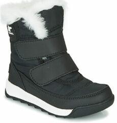 Zwarte Laarzen Sorel CHILDRENS WHITNEY II STRAP