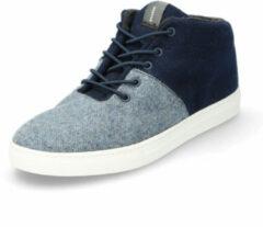BAABUK Sneaker SKY WOOLERS, jeans/marine 45