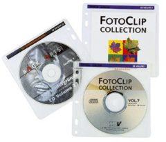 Hama CD-hoes 2 CDs/DVDs/Blu-rays Polypropyleen Transparant wit 40 stuk(s) (b x h x d) 145 x 140 x 1 mm 00048444