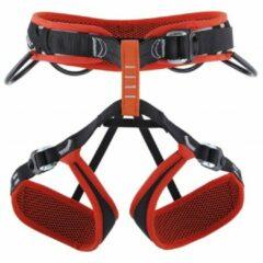 Rode Stubai - Kid´s Triple Sportklettergurt - Klimgordel maat XXS-XS rood/zwart