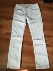 Witte IL'DOLCE Dames Jeans W28