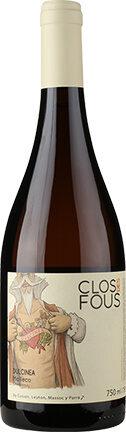 Afbeelding van Clos des Fous Dulcinea Chardonnay, Malleco Valley, Chili, Witte wijn
