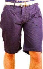 Blauwe Canadian Peak Short Short Maat XL