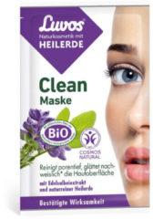Luvos Crememasker clean 7.5 ml 15 Milliliter