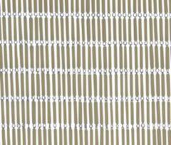 Lesliliving Lesli vliegengordijn beige staafjes pvc 90 x 220 cm