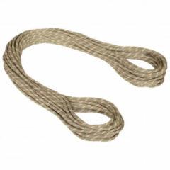 Mammut - 8.0 Alpine Classic Rope - Halftouw maat 50 m, beige/grijs/bruin