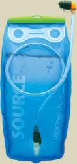 Source Ltd. Widepac Trinksystem Volumen 3,0 transparent blue