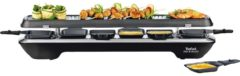 Tefal Raclette RE 5228 Tefal Schwarz