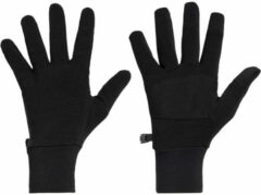 Icebreaker - Adult Sierra Gloves - Handschoenen maat M, zwart