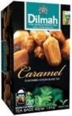 Dilmah Caramel funsmaak 20 zakjes