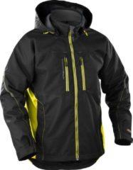 Gele Blåkläder Bläkläder functionele winterjas maat 3XL - Zwart/Geel