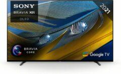 Zwarte Sony XR-55A83J - 4K OLED TV