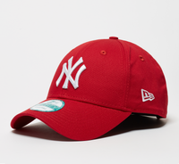 Rode Baseball-Cap 9Forty League Basic MLB New York Yankees