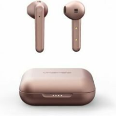 Zwarte Urbanista Stockholm Plus In-Ear Oortjes met oplaadcase - Rosé Goud